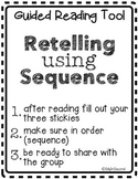 Retelling in Sequence Scaffold Tool