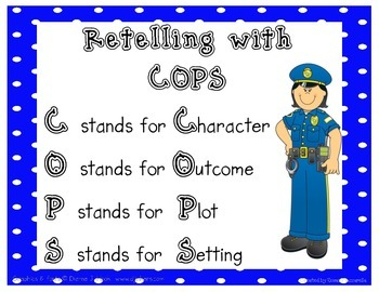 Retelling with COPS
