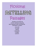 Retelling with Fictional Passages
