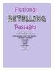 Bundle: Review Text Structure & Retelling Skills -5 Passages & 11 Worksheets