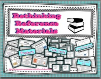 Rethinking Reference Materials