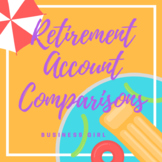 Retirement Account Comparisons