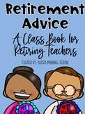 Retirement Advice:  A Class Book