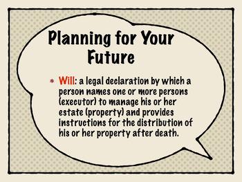 Retirement & Future Assets PowerPoint