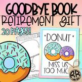 Retirement Gift Book for Retiring Teachers