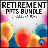 Retirement PowerPoints Bundle