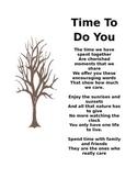 Retirement Poem *EDITABLE*