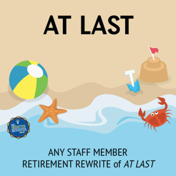 Retirement Song Lyrics for At Last