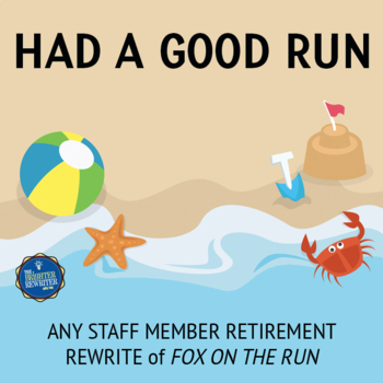 Retirement Song Lyrics for Fox on the Run