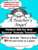 Retirement/Special Teacher Booklet Poem