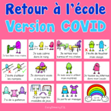 Retour à l'école, version COVID
