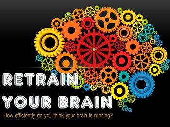 Retrain Your Brain - Brain Games (Powerpoint & 8 Activitie