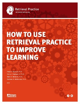 Retrieval Practice Guide