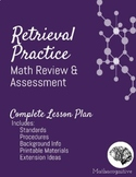 Retrieval Practice: Math Review and Assessment