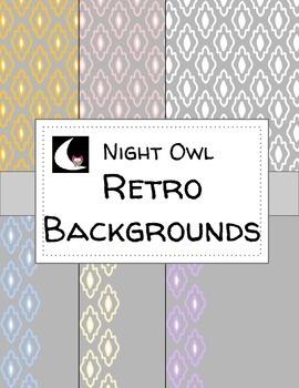 Backgrounds - Retro