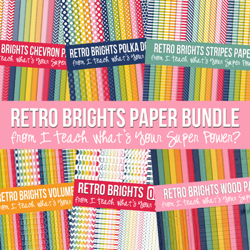 Retro Brights All Papers