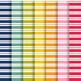 Retro Brights Stripes Paper Pack