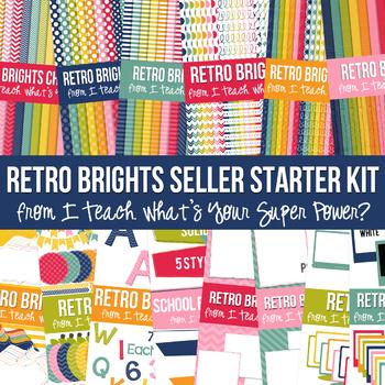 Retro Brights Ultimate Bundle
