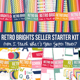Seller Start Kit: Retro Brights Ultimate Bundle