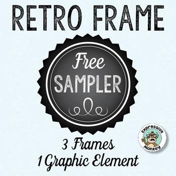 Retro Frames Sampler