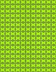 Retro Mod Star Patterned Paper in 20 Bright Popping DESIGNS! High Quality 300dpi