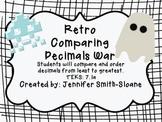 Retro Ordering Decimals War