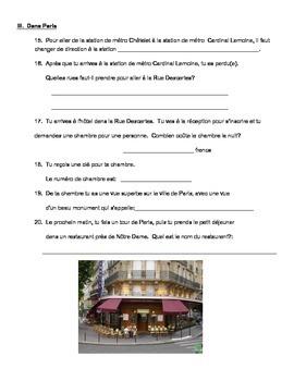 Retrouvez le Sourire Virtual French Paris Adventure