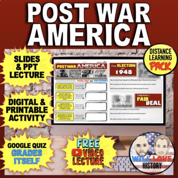 Returning Home: Post-World War II America Bundle