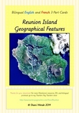 Volcanic Island Classified Geography Cards (Bilingual English & French)
