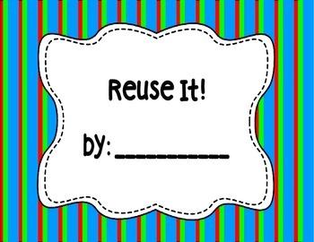 Reuse It!