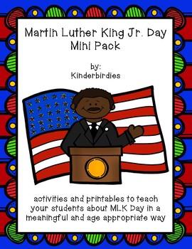 Rev. Dr. Martin Luther King Jr. Day Mini Pack