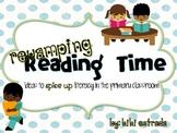 Revamping Reading Time