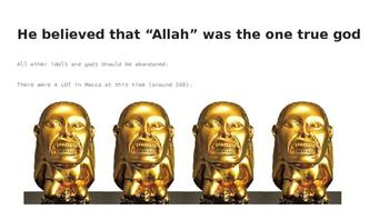 Revelations of Muhammad PPT