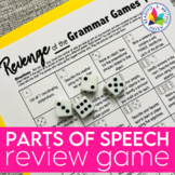 Revenge of the Grammar Games: Parts of Speech Style