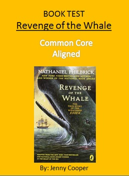 Revenge of the Whale BOOK TEST