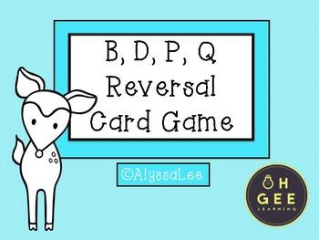 Reversal Card Game