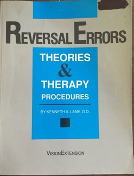 Reversal Errors: Theories and Therapy Procedures