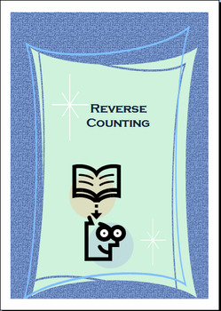 Reverse Counting Practice Sheet
