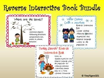 Reverse Interactive Book Bundle