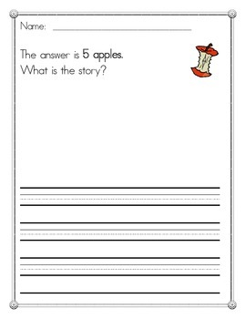 Reverse Number Stories