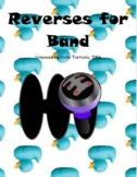 Reverses for Band / composer Stella Tartsinis - MP3
