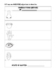 Reversible / Irreversible Change Experiment Notes Packet