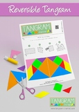 Reversible Tangram (DIY Activity Project)