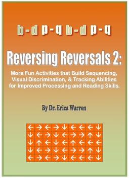 Reversing Reversals 2: Orton Gillingham, dyslexia & tracking