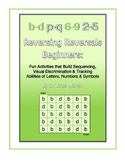 Dyslexia Reversing Letter Reversals: Beginners