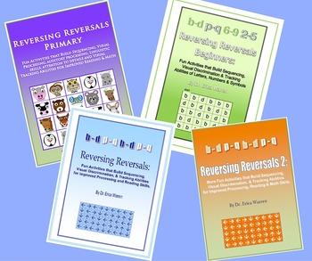 Reversing Reversals Bundle: RR Primary, RR Beginners, RR and RR 2