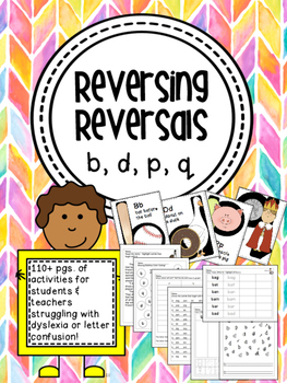 Reversing Reversals! {Correcting b, d, p, q Confusion}