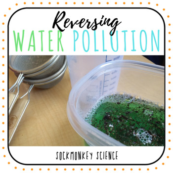 Reversing Water Pollution: Group Station Activity {Mixtures and Solutions}