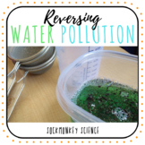 Reversing Water Pollution: Group Station Activity {Mixture