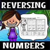 Reversing numbers